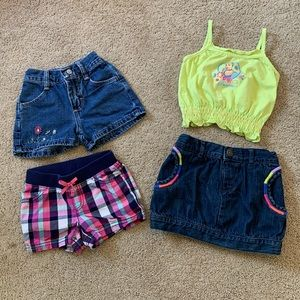 Lot of Baby Girl Outfits ☀️🌈